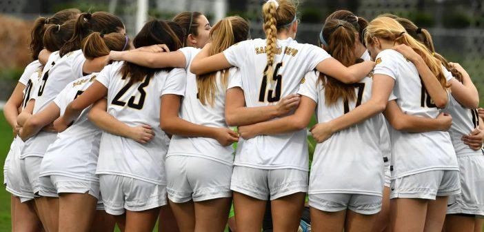 Girls Soccer: Senior Grace Park Talks CIF
