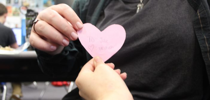 Remembering Valentine's Day As It Was In Elementary School