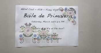 "All About ""Baile de Primavera"""