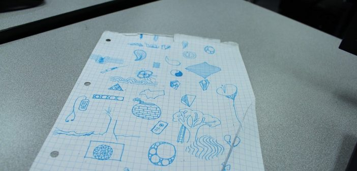 SLOHS Students That Remain Focused Through Doodling