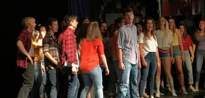 """Footloose"" Closing Soon; Drama Club's Banquet To Follow"