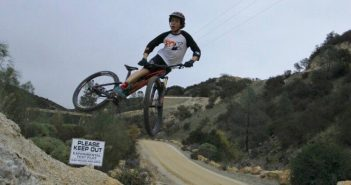 Interview with mountain biker Cole