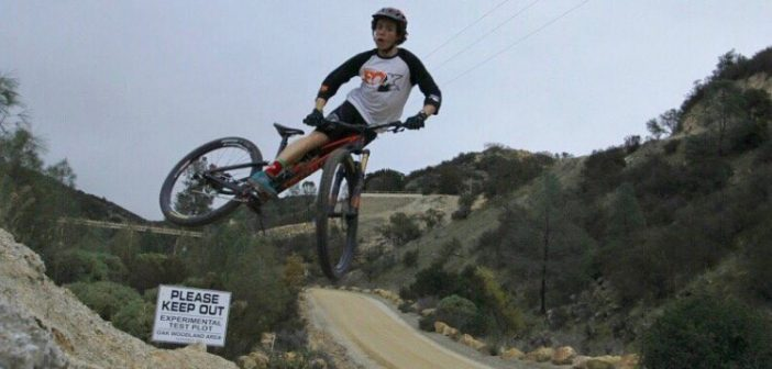 Interview with mountain biker Cole Bumen