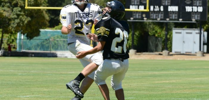 Senior Neil Solorio Steps Up As Varsity Football Leader