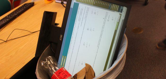 Math Homework On The Weekend: Wrong.