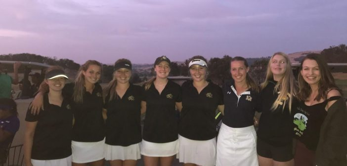 Girl's Golf Takes Home the Prize