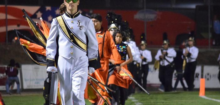 Spotlight: Drum Major Christian Cueto