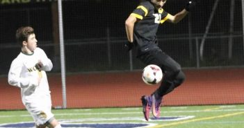 SLOHS Soccer; Poised To Take League Again