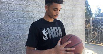 Freshman Assani Berkeley: A Look at Boys Basketball