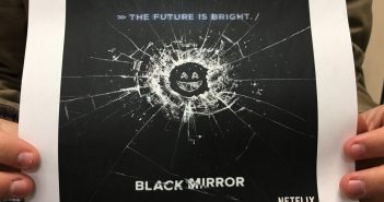 Black Mirror Gains Popularity