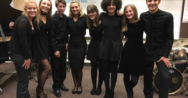 Inquiries on the SLOHS Vocal Jazz Ensemble
