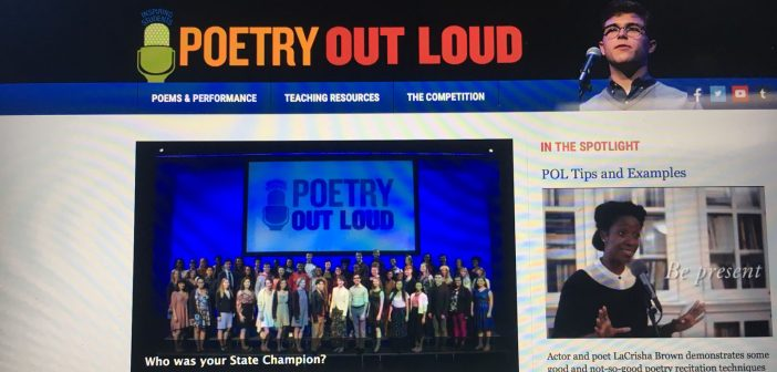 Eden Rothstein Wins County Poetry Out Loud
