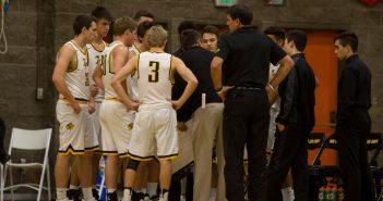 Boys Basketball Clinches League Title