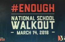 SLOHS Participates In Nationwide Walkout Following School Shooting