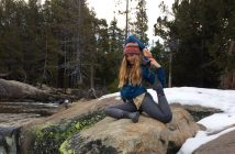 Senior Elena Kraemer: The OG Yogi