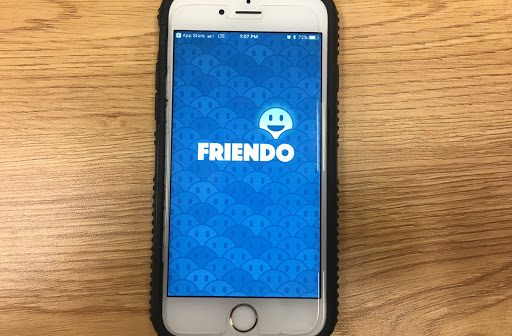 Friendo: The Platonic Electronic Dating Game